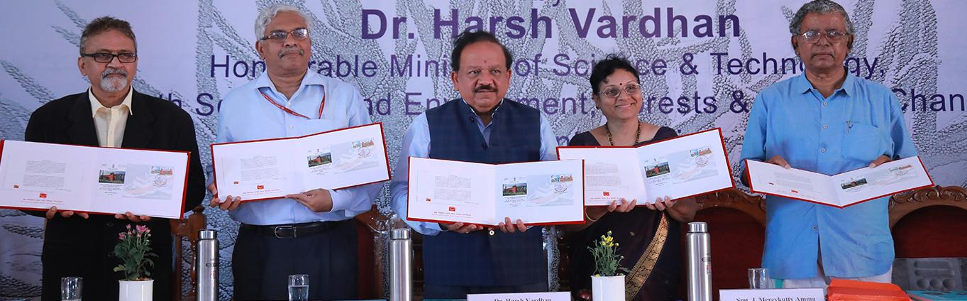 Release of Commemorative Postal Stamp and Cover