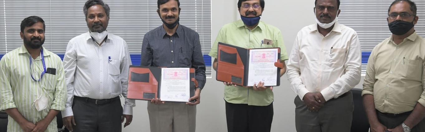 MoU signed between Centre for Marine Living Resources and Ecology and Central Marine Fisheries Research Institute to strengthen the research collaboration and joint activities in the field of exploration and assessment of the Deep-Sea Fauna in Indian EEZ.