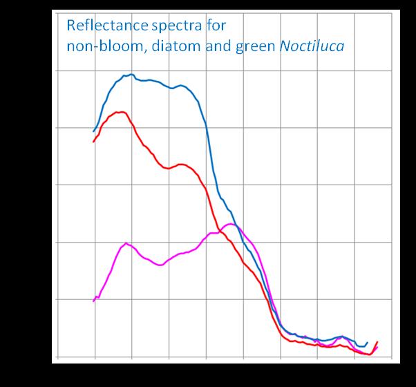 Reflectance Spectra
