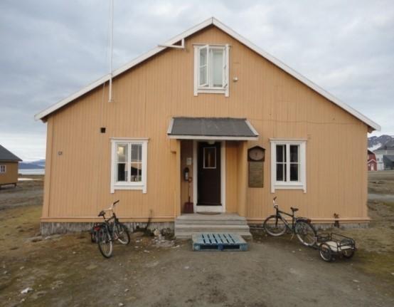 Indian Arctic Station - Himadri